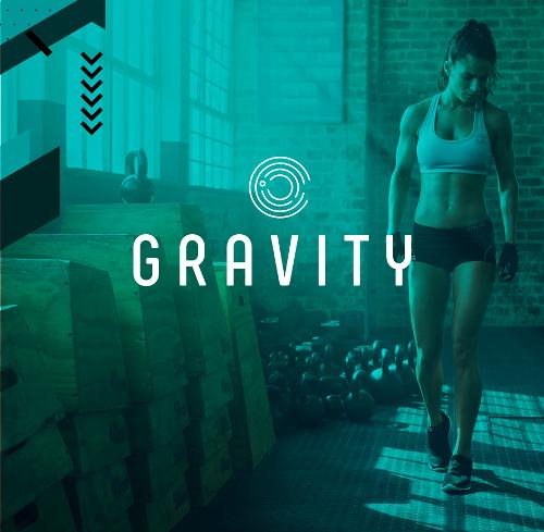 Gravity - Imagen corporativa deportiva