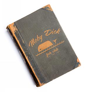 Libro de Moby Dick