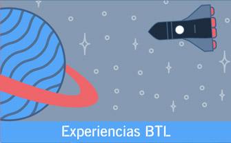 Experiencias BTL